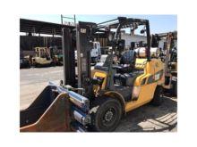 2012 CATERPILLAR P9000 Forklift