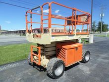 2007 JLG 260MRT Scissor lifts