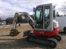 2013 TAKEUCHI TB138 Excavators
