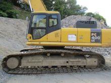 2007 KOMATSU PC400 LC-7 Excavat