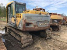 VOLVO EC140B LC Excavators