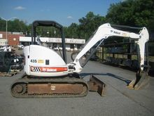 2007 Bobcat 435 Excavators