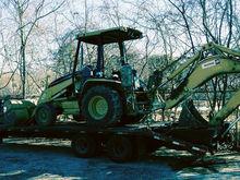 2005 Caterpillar 416 Backhoes