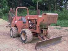 1985 Ditch Witch 6510 Trenchers