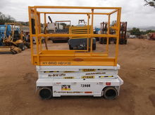 2007 HY-BRID 1430 Scissor lifts