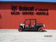 2017 Bobcat 3400XL Gas 4 x 4 Ut