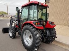 2017 TYM TRACTORS T654PSC Tract