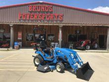 2017 LS MT125 Tractors