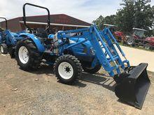 2017 LS XU5055 Tractors