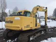 2003 KOMATSU PC120 LC-6 Excavat