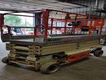 2011 JLG 3246ES Scissor lifts