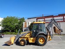2011 DEERE 310J Backhoe loader