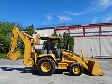 CATERPILLAR 426C Backhoe loader