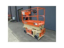2014 JLG 1932RS Scissor lifts