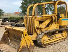 1977 INTERNATIONAL 125E Loaders