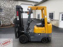 TCM FCG15F9T Forklifts