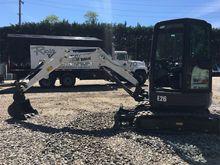 2016 BOBCAT E26 Excavators