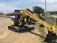 2017 YANMAR VIO45-6A Excavators