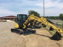 2017 YANMAR VIO55-6A Excavators
