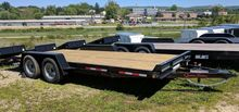 2017 Quality Trailers 7PRO18-WD