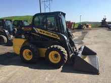 2016 New Holland L220 Skid stee