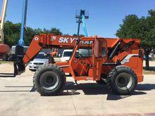 2010 Skytrak 8042 Telehandler