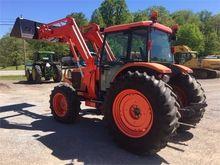 KUBOTA M105S Tractors