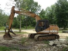 1995 CASE 9010B Excavators