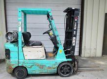 1993 Mitsubishi FGC25 Forklifts