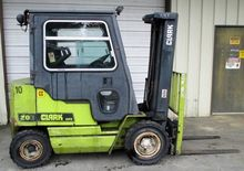 1993 Clark GPX20E Forklifts