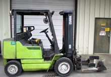 1993 Clark GPX25 Forklifts