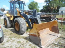 2011 JOHN DEERE 544K Loaders