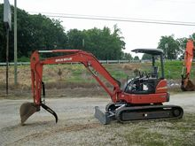 DITCH WITCH MX 502 Excavators