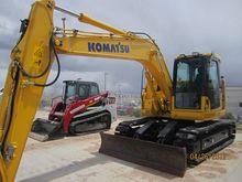 2014 KOMATSU PC138US LC-10 Exca