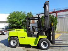 CLARK C500Y155 Forklifts