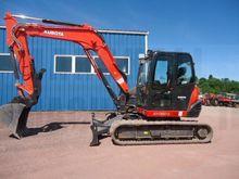 2014 KUBOTA KX080 Excavators