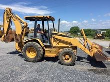 2003 CATERPILLAR 416D Backhoe l