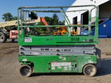 2007 GENIE GS2032 Scissor lifts
