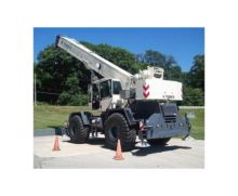 2017 TEREX RT555-1 Rough terrai