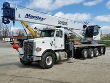 2018 MANITEX 50128S Booms