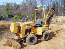 2002 VERMEER V3550A Trenchers