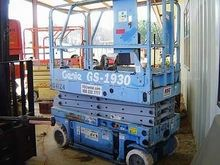 GENIE GS1930 Scissor lifts
