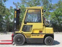 2003 HYSTER H50XM Forklifts