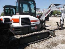 2014 BOBCAT E50 Excavators
