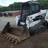 2014 Bobcat T550 Compact track