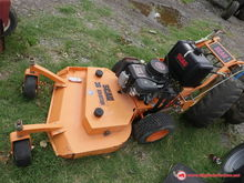 2001 Scag Advantage 36 Mower