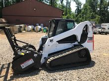 2008 BOBCAT Attachment Mulcher
