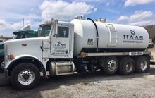 2012 PETERBILT 367 Sewer flushe