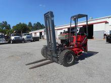 2005 MOFFETT M5500W Forklifts