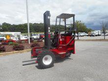2001 MOFFETT M5500 Forklifts